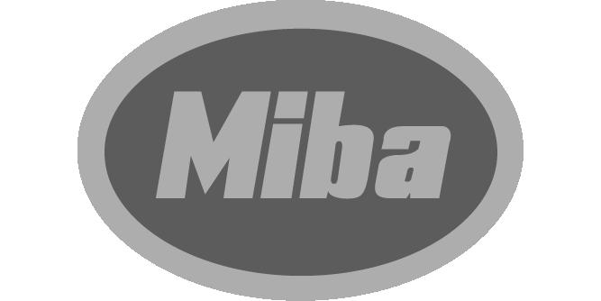 Miba - Peças para transmissão